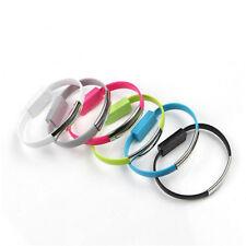 Bracelet Chargeur Câble Micro USB Pour Mobile Iphone  5 5s 6 6s 6 plus 7 7 plus