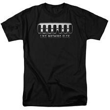 Hummer Grill Mens Short Sleeve Shirt Black