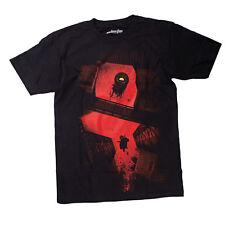 Marvel Deadpool Composite Mens Black T-Shirt
