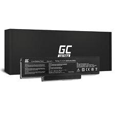 Batteria per Portatile Asus A70 X7A X7B X7C Green Cell 6800mAh