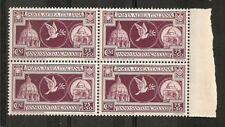 1933 REGNO ANNO SANTO P. A. QUARTINA 75 C MNH ** 7239-2