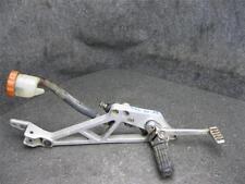85 Honda Interceptor VF700 VF700 F Right Rearset Foot Peg Bracket 2D