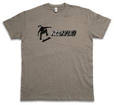 Kickflip T-SHIRT-sk8 Skater Bones Skate or la Skateboard GAME Brigata SHIRT