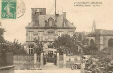 CARTE POSTALE GRANDE GUERRE 1914-1918 REVIGNY LA POSTE