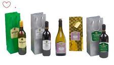 Bottle Gift Bag Novelty Wine Label Funny Joke Christmas