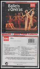 BALLETS D'OPERAS (2 CD) Verdi,Bizet,Gounod... 1997 NEUF