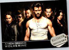 2009 MARVEL X-MEN ORIGINS WOLVERINE  - PICK CHOOSE YOUR CARDS