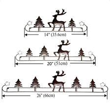 "Wire Quilt Hanger  (Reindeer Theme) 14"", 20"" & 26"" (QH-079)"