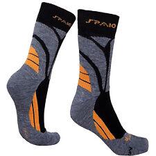 Spaio dicke Socken Merinowolle fürs Trekking Wandern Klettern Wandersocken