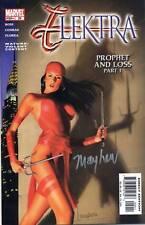 Elektra #29 + + SIGNED +++ Mike Mayhew +++ molto sexy +
