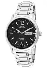 Roamer Stingray III Black Dial Swiss Made Men's ETA Automatic Watch $1500 NEW