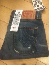 MARQUEE-VEGA-co-Selvage-Denim-Jeans-skinny-boy-fit-jikkan-new- %100-cotton 1968