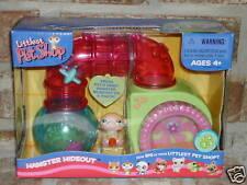 Littlest Pet Shop HAMSTER HIDEOUT #3 PUSH & PLAY 2005