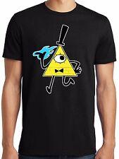 Gravity Falls Bill Cipher Walking Adult T-Shirt