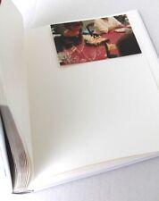 album photo enfant fille scrapbooking 50 pages feuilles blanches Neuf ,en France