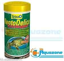 Tetra reptodelica CICALE 28g 250ml * confezione originale Tube * Turtle CIBO *