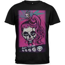 Lady Gaga - Gaga Skeleton Cartoon 2013 Tour Soft Unisex Adult Mens T-Shirt