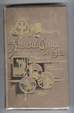 LA NOUVELLE-GALLES DU SUD LA COLONIE-MERE DES AUSTRALIES 1896 50 PLANCHES