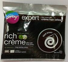 Godrej Expert  Creme Hair Colour  Choose from 5 Colors  20 GM + 20 ML