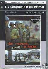 DVD russisch SIE KÄMPFTEN FÜR DIE HEIMAT ОНИ СРАЖАЛИСЬ ЗА РОДИНУ