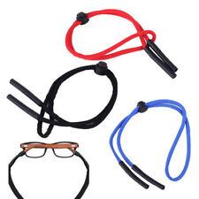 Adjustable eyeglasses strap rope sunglasses neck cord glasses string wy