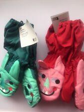 Girl Boy Kid Children Winter Warm Thermal Ski water resist Gloves Mittens 3-7yrs