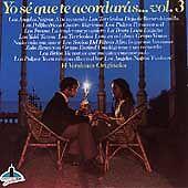 Various Artists Yo Se Que Te Acordaras 3 CD