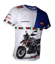 Aprilia Racing - All Over Sublimation Print  T-shirt  / Dorsoduro 750 ABS