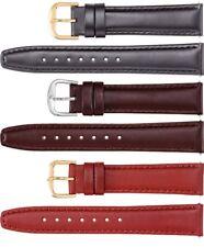 New Men's Regular Saddle Calf Leather Watch Strap Band