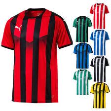 Puma Trikot LIGA Jersey Striped Fußball Sport Team Trainingsshirt Herren 703424