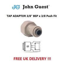 "John Guest 3/8 BSP - 3/8"" Push Fit Tap Connector, Ro Unit, Fridge Filters, Water"