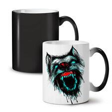 Licantropo WOLF paura NUOVO colore modifica tè tazza da caffè 11 OZ | wellcoda