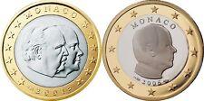 Ek // 1 Euro Monaco : Sélectionnez une pièce nueve