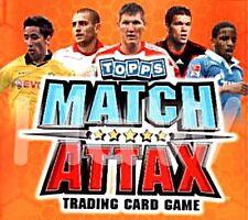 Match Attax Bundesliga 2010/2011 10-11 - Mannschaften - top - mint - Topps