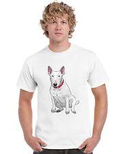 Bull Terrier Inglés Camiseta