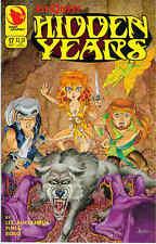 Elfquest: Hidden years # 17 (états-unis, 1994)