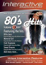 Interactive Karaoke - Karaoke 80's Hits - Interactive: Volume 1 [... - DVD  YGVG