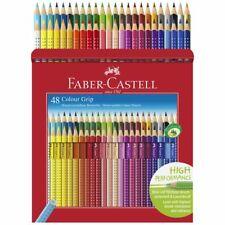 FABER CASTELL Farbstift COLOUR GRIP 2001 48 Stück Kartonetui