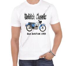 BSA BANTAM 1959 CLASSIC BIKE ENTHUSIAST T SHIRT