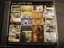 Collectif Rai les voix TU Kif-Sony Music Records Sampler-CD
