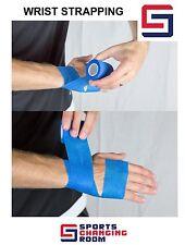 Goalkeeper Wrist & sport Strap (football, physio cohesive bandage, 5cm) 12 ROLLS