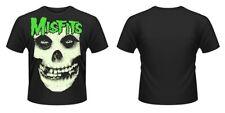 Misfits-glow jurek skull (nouveau t-shirt homme)