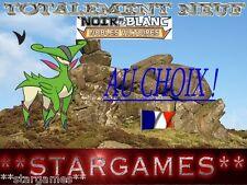 POKEMON N&B NOBLES VICTOIRES (◕‿◕✿) RARE UNCO COM REVERSE NEUVES FRANCAISES