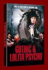 DVD GOTHIC & LOLITA PSYCHO VENTE DIRECTE EDITEUR NEUF