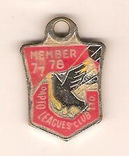 DAPTO RUGBY LEAGUE CLUB BADGE 1977-78 #4069