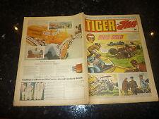TIGER & JAG Comic - Date 19/04/1969