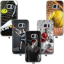 Nadal Federer Murray Tennis Case Cover Galaxy A70 A50 A30 A3 A5 A7 A8 J3 J5 J6