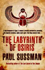The Labyrinth of Osiris, Sussman, Paul, Very Good Book