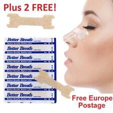upto 1000 Better Breath Nasenpflaster besser atmen nasal strips S/M/L portofrei