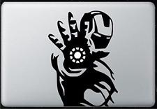 "Ironman Vinyl Decal Sticker For MacBook Air Pro Mac 11"" 13"" 15""  & Car"
